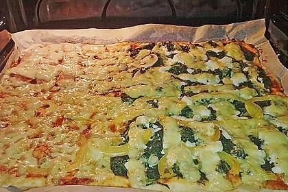 Pizzaboden - dünn und knusprig 30