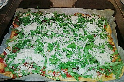 Pizzaboden - dünn und knusprig 51