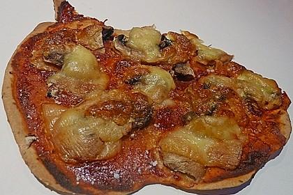 Pizzaboden - dünn und knusprig 50