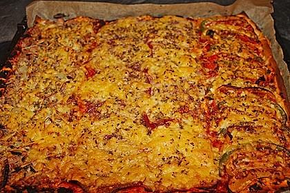 Pizzaboden - dünn und knusprig 78