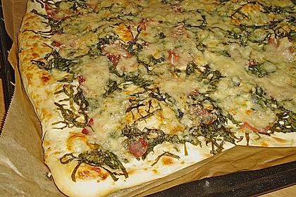 Pizzaboden - dünn und knusprig 73