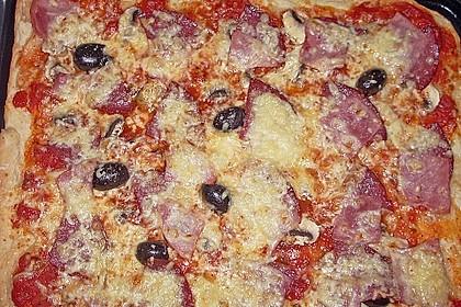 Pizzaboden - dünn und knusprig 97