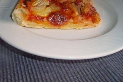 Pizzaboden - dünn und knusprig 88