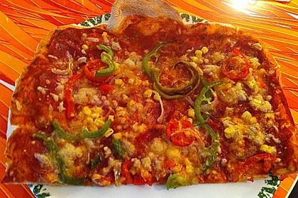 Pizzaboden - dünn und knusprig 35