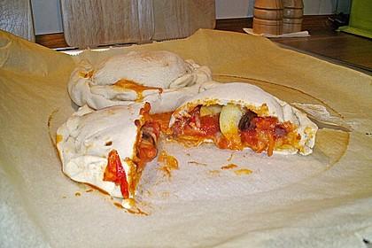 Pizzaboden - dünn und knusprig 85