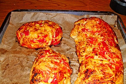 Pizzaboden - dünn und knusprig 82