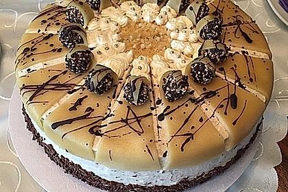 Sahnige Giotto Torte Von Elke70 Chefkoch De