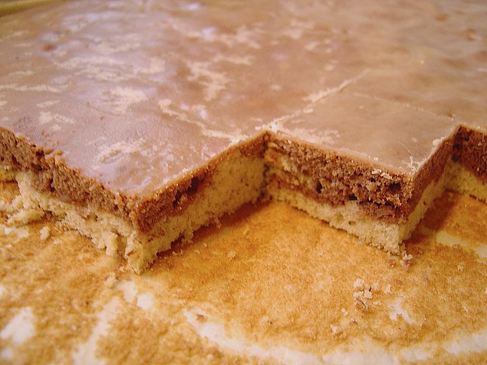 Baileys Blechkuchen Von Kleineyvi Chefkoch De