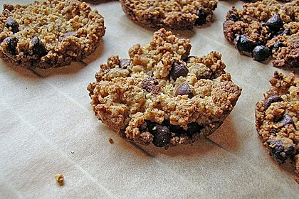 Chocolate Chips Cookies 7