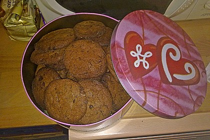 Chocolate Chips Cookies 12