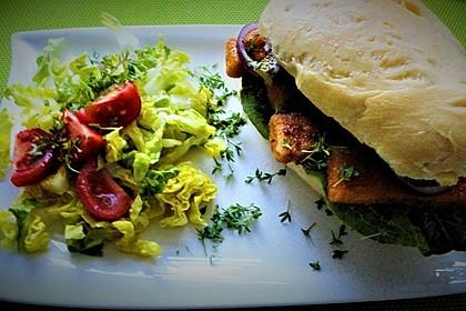 Fischstäbchen-Burger 3