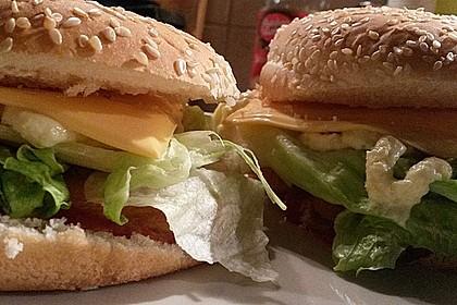 Fischstäbchen-Burger 4