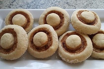 Champignon - Kekse