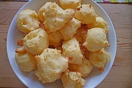 Käsewindbeutel (Bild)