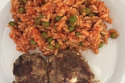 botos Bifteki mit griechischem Tomatenreis 54