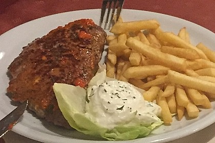 botos Bifteki mit griechischem Tomatenreis 6