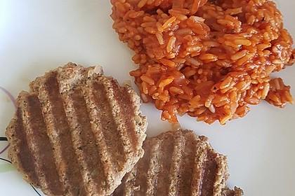 botos Bifteki mit griechischem Tomatenreis 31