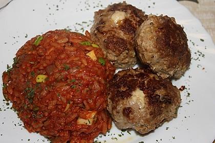botos Bifteki mit griechischem Tomatenreis 21