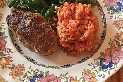 botos Bifteki mit griechischem Tomatenreis 36