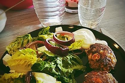 botos Bifteki mit griechischem Tomatenreis 16