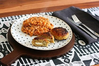 botos Bifteki mit griechischem Tomatenreis 4