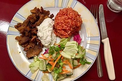 botos Bifteki mit griechischem Tomatenreis 27