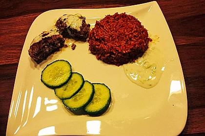 botos Bifteki mit griechischem Tomatenreis 48