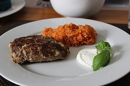 botos Bifteki mit griechischem Tomatenreis 11