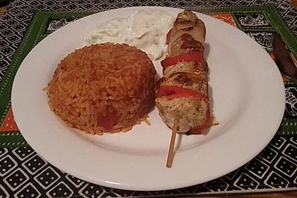 botos Bifteki mit griechischem Tomatenreis 45