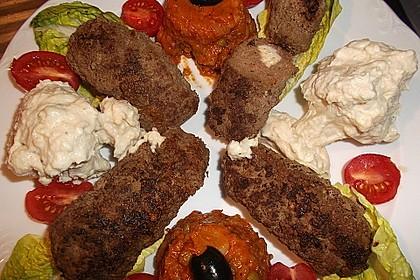 botos Bifteki mit griechischem Tomatenreis 17