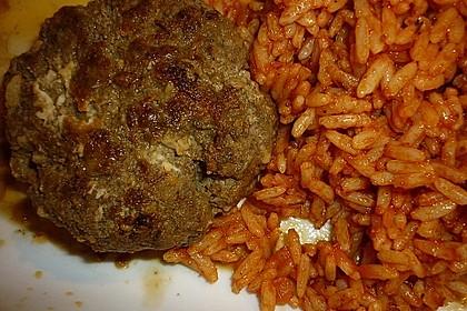 botos Bifteki mit griechischem Tomatenreis 51