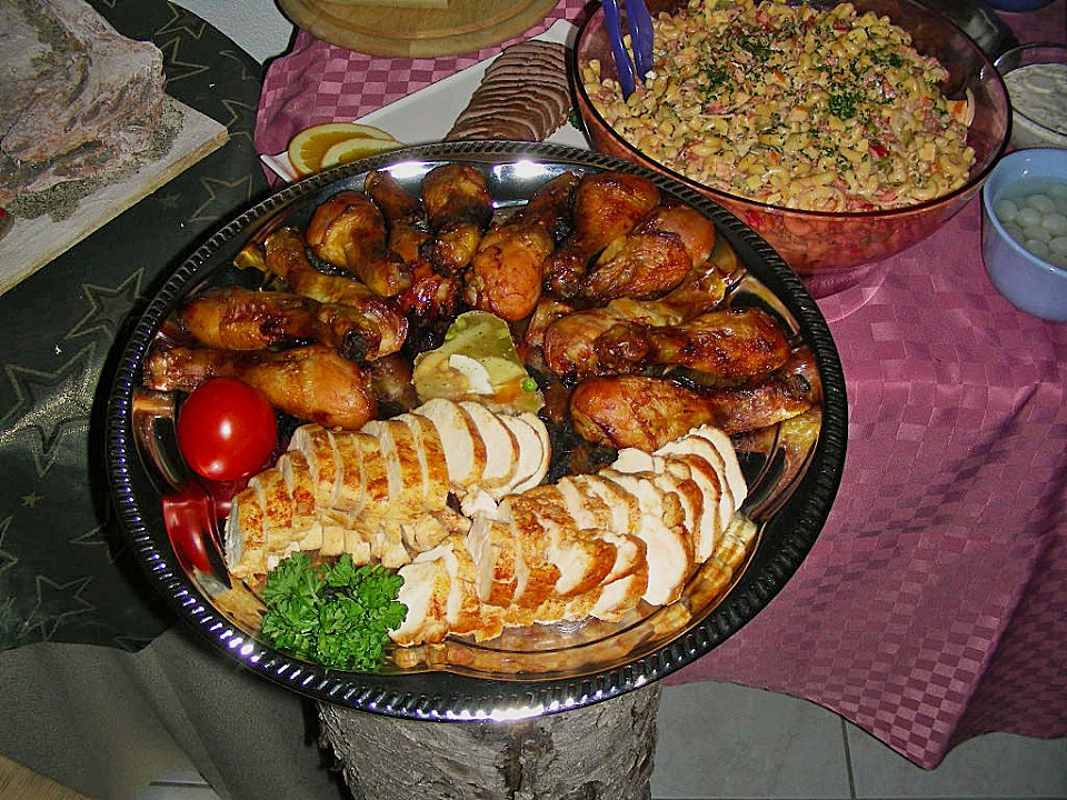 Kaltes Hühnerbrüstchen Von Tryumph800 Chefkoch