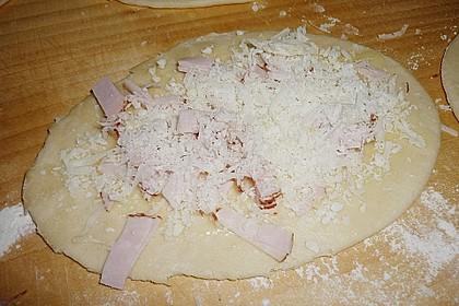 Schinken - Käse Stangen 17