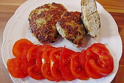 Kartoffel - Bratwurst - Frikadellen