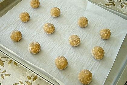 Erdnussbutter - Schokoladen - Kugeln 14