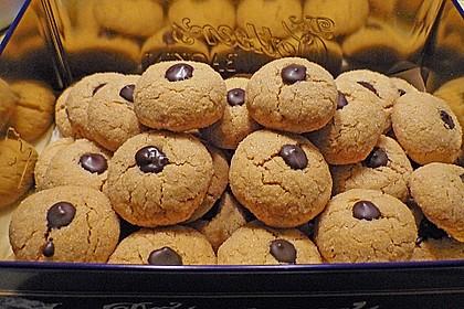 Erdnussbutter - Schokoladen - Kugeln 10