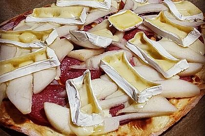 Herbst - Pizza (Bild)