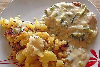 Andis Crème fraîche-Schnitzel 7