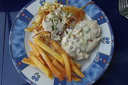Andis Crème fraîche-Schnitzel 3