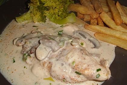 Andis Crème fraîche-Schnitzel 2