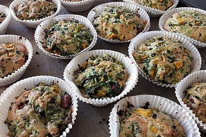 Rührteig für Muffins 8