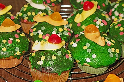 Krümelmonster Muffins (Bild)