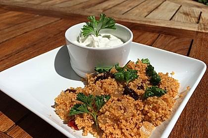 Tabouleh süß - scharf