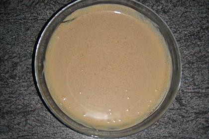 Nudelsalat mit Schinken und Äpfel 3