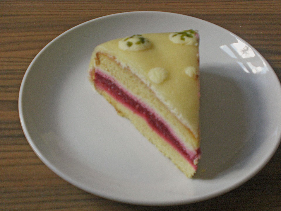 Himbeer Marzipan Torte Von Jellybelly123 Chefkoch