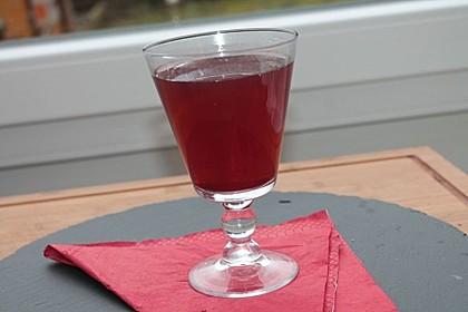 Ingwer - Zimt Tee 1
