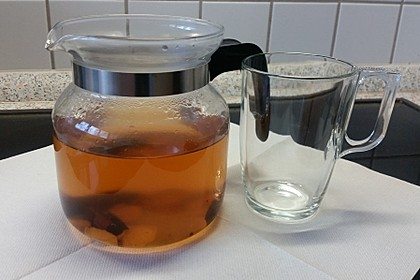 Ingwer - Zimt Tee 2