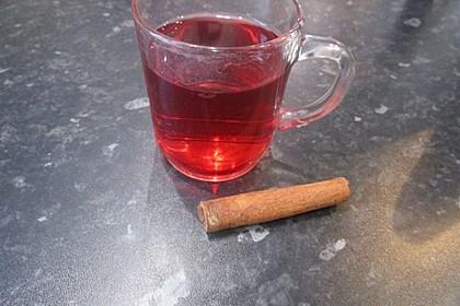 Ingwer - Zimt Tee 6