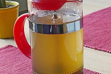 Ingwer - Zimt Tee 5