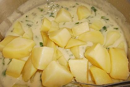 Petersilienkartoffeln mit Fleischwurst 41